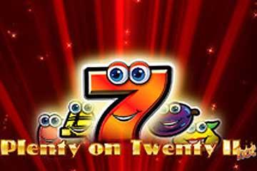 Plenty on Twenty II Hot slot Novomatic