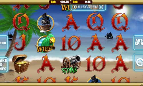 Plucky Pirates free slot