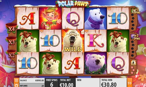 Polar Paws free slot
