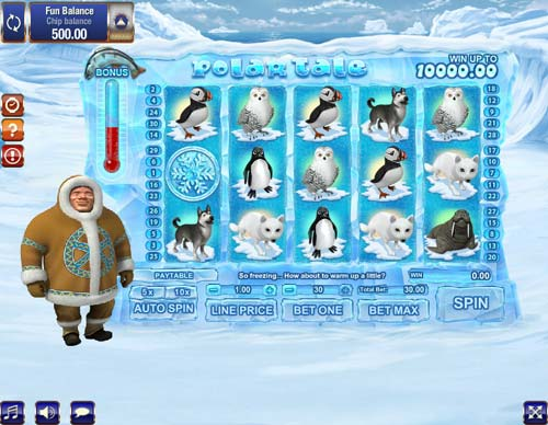 Polar Tale free slot