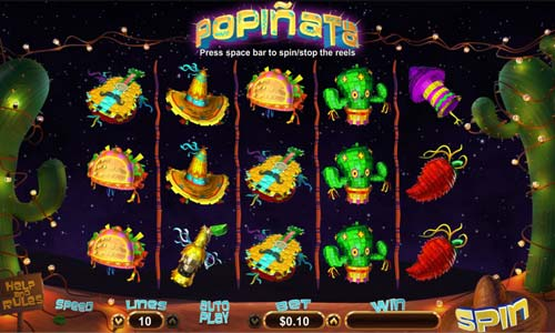 Popinata free slot