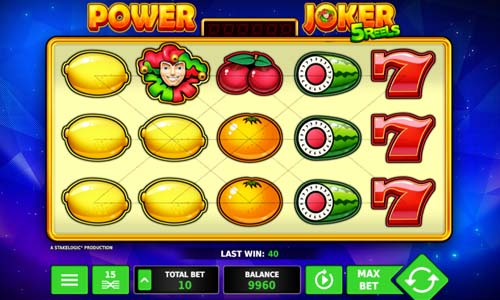 Power Joker free slot
