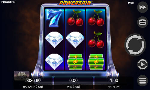 Powerspin free slot
