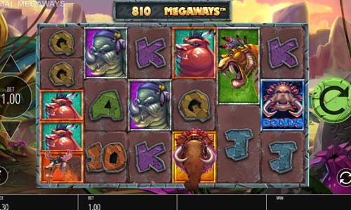 Primal Megaways casino slot