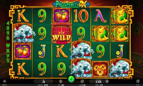 Prosperity Ox free slot