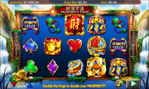 Prosperity Twin free slot