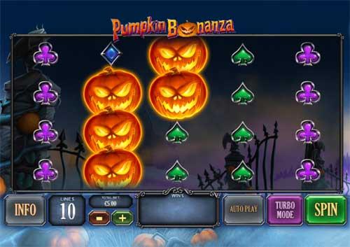 Pumpkin Bonanza free slot