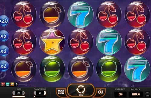 Pyrons free slot