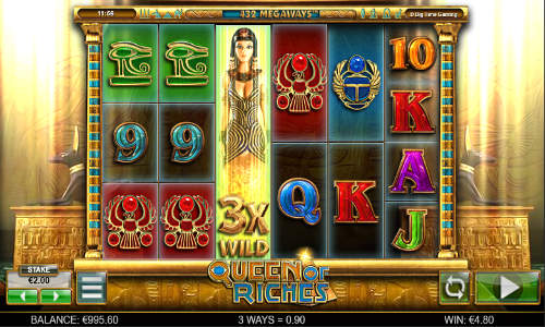 Queen of Riches free slot