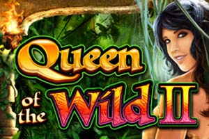 Queen of the Wild II free slot