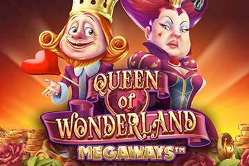 Queen of Wonderland Megaways free slot