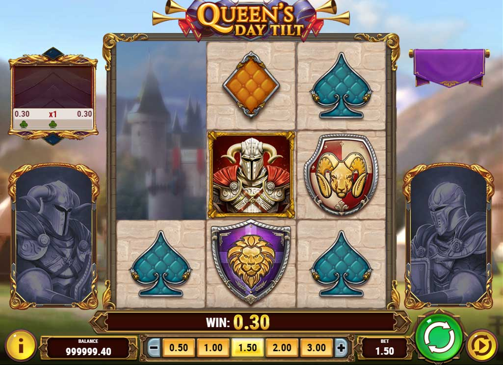 Queens Day Tilt free slot