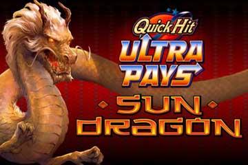 Quick Hit Ultra Pays Sun Dragon slot Bally