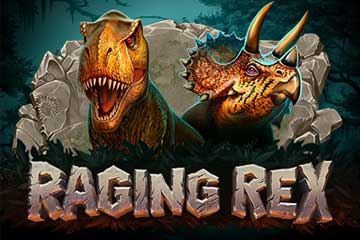 Raging Rex casino slot