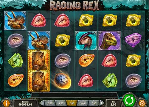 Raging Rex free slot