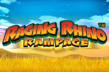 Raging Rhino Rampage slot coming soon