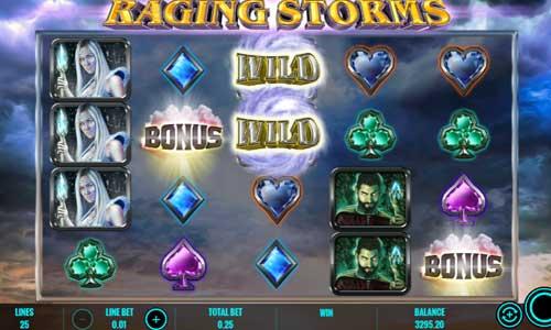 Raging Stormscolossal symbols slot