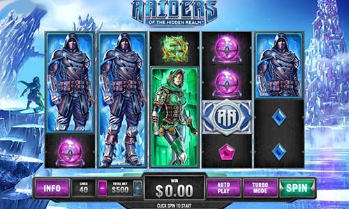 Raiders of the Hidden Realm free slot