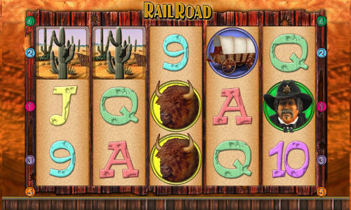 Railroad free slot