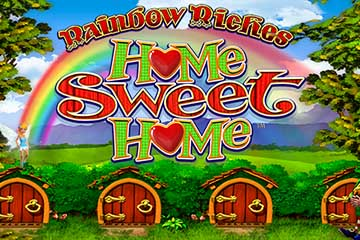 Rainbow Riches Home Sweet Home slot Barcrest