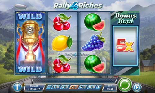 Rally 4 Riches free slot