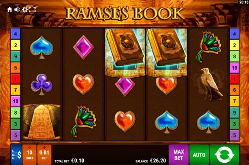 Ramses Book free slot