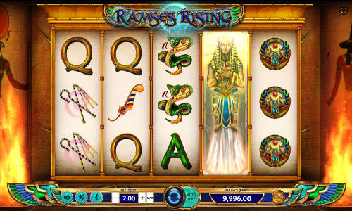 Ramses Risingsymbol upgrade slot