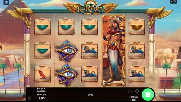 RaRaRawin both ways slot