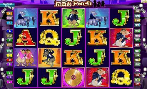 The Rat Pack free slot