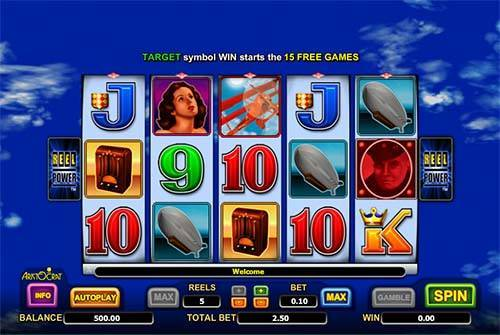 Red Baron free slot