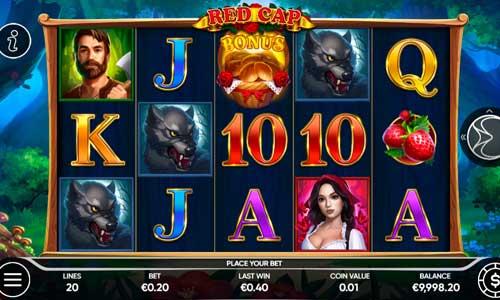 Red Cap casino slot