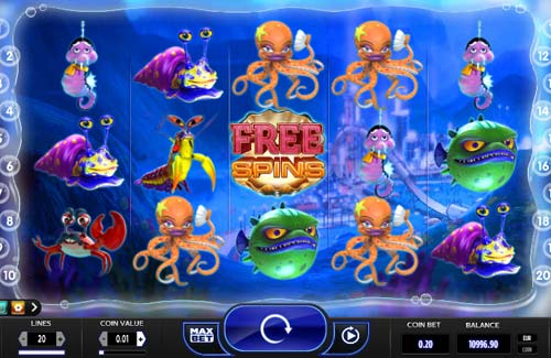 Reef Run free slot