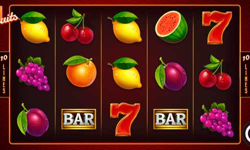 Reel Fruits free slot