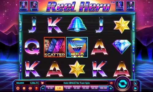 Reel Hero free slot