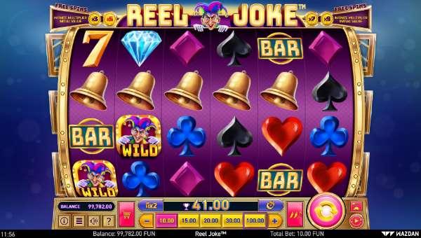 Reel Joke free slot
