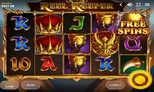 Reel Keeperjackpot slot