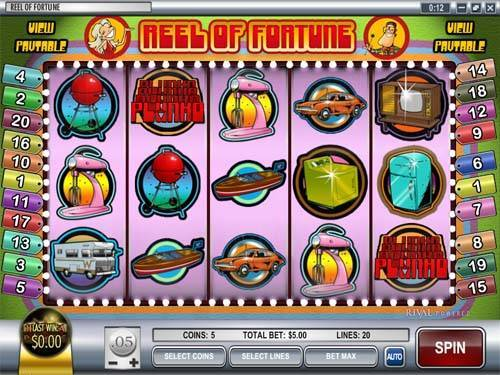 Reel of Fortune free slot