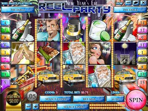 Reel Party Platinum free slot