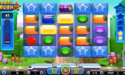 Reel Rush 2 free slot