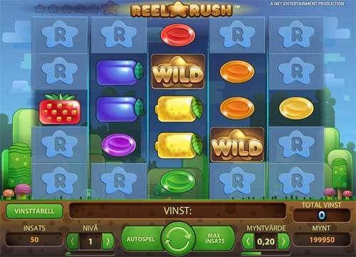 Reel Rush free slot