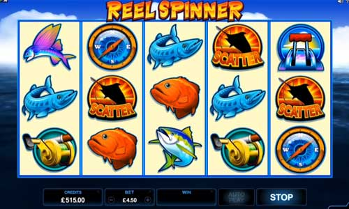Reel Spinner free slot