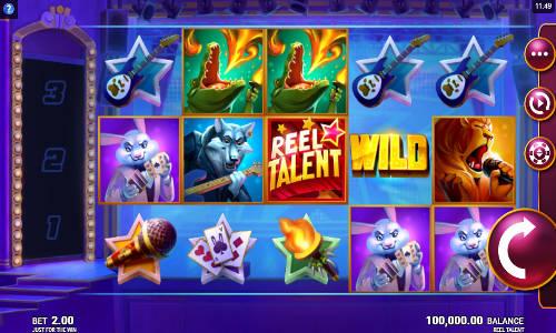 Reel Talent free slot
