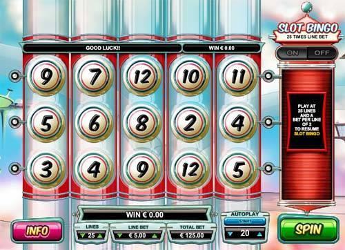 Reely Bingo free slot