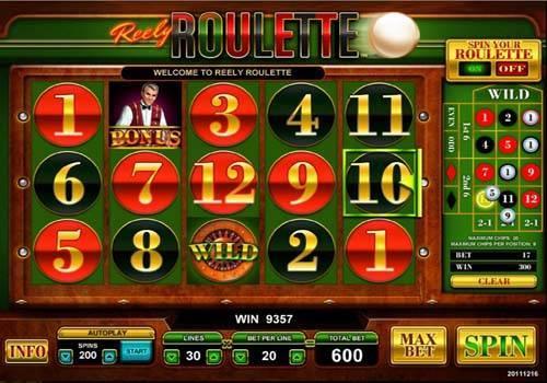 Reely Roulette slot
