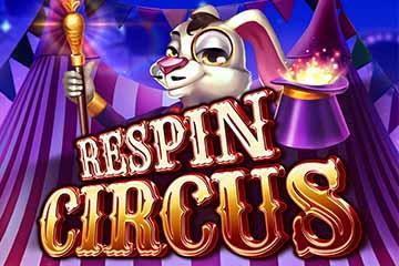Respin Circus slot ELK