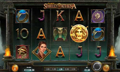 Rich Wilde and the Shield of Athena free slot