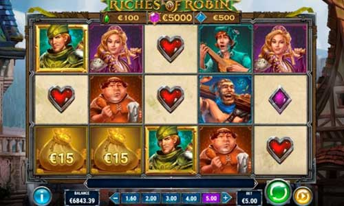 Riches of Robin free slot