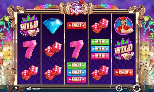 Richie in Vegas free slot