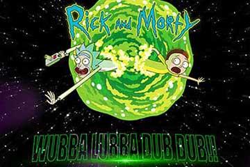 Rick and Morty Wubba Lubba Dub