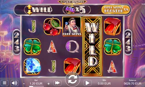 Ricky Riches Booster Reel free slot